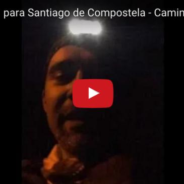 Faltam 18 KM para Santiago de Compostela – Caminho de Santiago