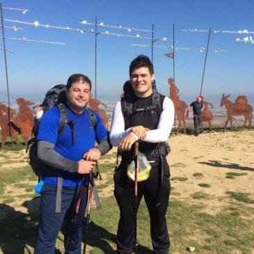 Experiência do Orlando Sixto no Caminho de Santiago