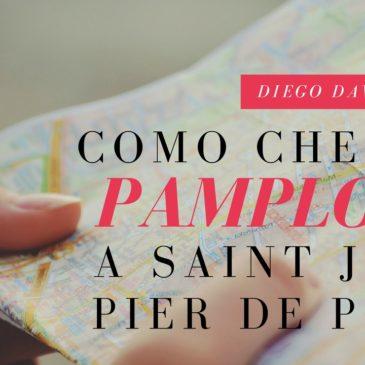 Como Chegar de Pamplona a Saint Jean Pied de Port – Empresas de Ônibus