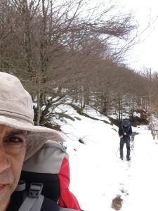 subida dos pirineus