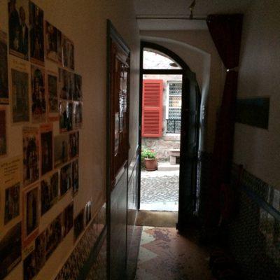 Porta de Saida e Entrada